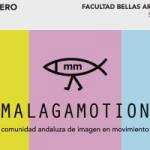 Margarito Estudio en la Facultad de Bellas Artes de Málaga
